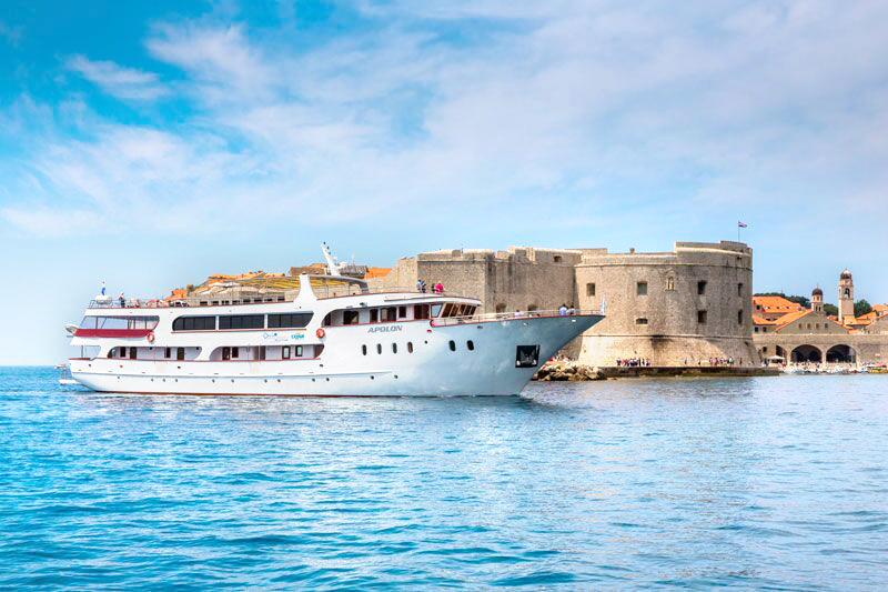Мега-яхта Apolon