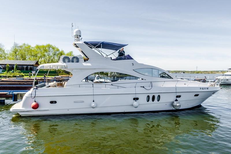 """Яхта """"Majesty 66"""""""